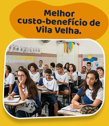 Melhor custo-benefício de Vila Velha.
