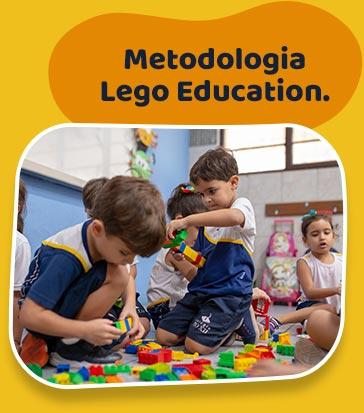 Metodologia Lego Education.
